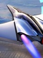 بالصور.. تعرف على شكل سيارة السباق الطائرة فى 2029