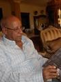 """الدكتور أحمد درويش يقرأ كتاب """"الأدب والتكنولوجيا"""""""