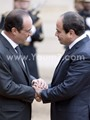 """""""خارجية فرنسا"""": زيارة الرئيس السيسى تعكس رغبة البلدين فى تعزيز الشراكة"""
