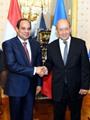 الرئيس عبد الفتاح السيسى خلال زيارته لفرنسا