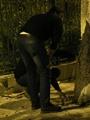 """مصدر أمنى:الجسم المبلغ عنه فى شارع جامعة الدول """"حقيبة بداخلها بقايا أكل"""""""
