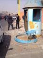 """""""الإخوان"""" تعلن مسئوليتها عن حرق نقطة شرطة جهينة بمدينة 6 أكتوبر"""