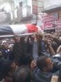 بالصور.. تشييع جثمان شيماء الصباغ من مسجد ساحة النصر بالإسكندرية