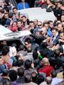 بالصور والفيديو.. تشييع جثمان شيماء الصباغ من مسجد ساحة النصر بالإسكندرية