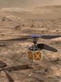 """بالفيديو.. """"ناسا"""" تستخدم طائرات بدون طيار فى استكشاف المريخ"""