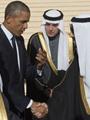 """أوباما لـ""""ملك السعودية"""": واشنطن تدعم إجراءات الرياض ودول الخليج فى اليمن"""