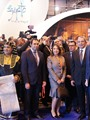 ملك إسبانيا يزور الجناح المصرى فى معرض مدريد الدولى للسياحة