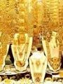 أسعار الذهب ترتفع جنيهين فى التعاملات المسائية وعيار 21 بـ 692 جنيها للجرام
