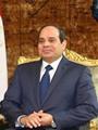 """السيسى يهنئ """"السبسى"""" لفوزه فى الانتخابات الرئاسية التونسية"""