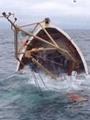 انتشال 3جثث من الصيادين المفقودين فى مركب صيد جبل الزيت