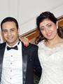 نجوم الرياضة والفن و السياسة و الإعلام في زفاف محمود بدر