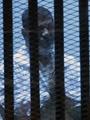 """خلال نظر قضية """"الهروب من سجن وادى النطرون"""".. """"مرسى"""": لجنة الانتخابات الرئاسية رفضت طعنا ضدى لعدم قانونية احتجازى.. وصبحى صالح يدفع بعدم دستورية المحاكمة.. والمحكمة تؤجل نظر القضية لجلسة 27 ديسمبر"""