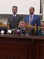 """بالصور.. قاضى """"اغتيال النائب العام"""" يرفع قرار حظر النشر فى القضية"""