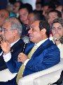 الرئيس السيسي يشارك فى فعاليات جلسة نموذج الدولة المصرية بمؤتمر الشباب