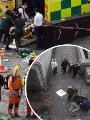 طوارئ أمنية فى محيط الهجوم الإرهابى ببريطانيا