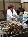 محررة صوت الأمة تعمل طبيبة بمستشفى قصر العينى