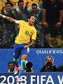 فرحة منتخب البرازيل بالفوز على باراجواى