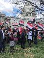 الجالية المصرية بأمريكا تطلق هاشتاج نثق فى الرئيس قبيل زيارة السيسى لنيويورك