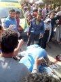 الداخلية: استشهاد شرطى برصاص مسلحين مجهولين بمحيط محطة مترو فيصل