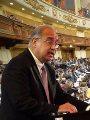 شريف إسماعيل والبرلمان
