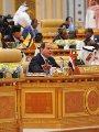 الرئيس عبد الفتاح السيسى فى قمة الرياض