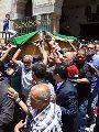 قيادات ماسبيرو في جنازة الإعلامية صفاء حجازى