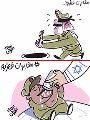 """""""اضحك كركر.. مع مخابرات قطر """".. الإيميل المفبرك من المخابرات القطرية ضد """"اليوم السابع"""" فى عيون رسامى الكاريكاتير.. """"الحمار"""" يقود """"بصاص الدوحة"""".. والعفريت ينصح الأمير بمساعدته فى الطبخة المفبركة"""