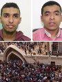 المتهمون في الخلية الإرهابية