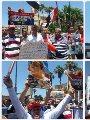 مظاهرات تأييد فى ذكرى ثورة 30 يونيو وزوال حكم الإخوان