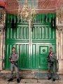 خطيب الأقصى: نصف مليون فلسطينى يزحفون للمسجد غدا لأداء صلاة الجمعة