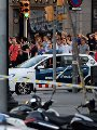 شرطة إسبانيا: قتيلان داخل منزل فى انفجار مرتبط بهجوم برشلونة