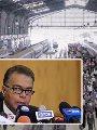 الدكتور هشام عرفات وزير النقل - السكة الحديد