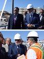 زيارة المهندس شريف إسماعيل رئيس الوزراء للإسكندرية