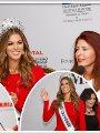 قصة عشق بين ملكة جمال الكون ومصر