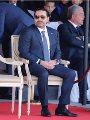 الحريرى خلال مشاركته فى عيد الاستقلال