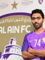 أجيرى يحضر مباراة السوبر الإماراتى لمتابعة حسين الشحات
