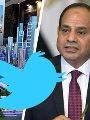 مظاهرة إلكترونية على تويتر لمطالبة الرئيس بفترة رئاسية جديدة