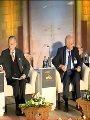 """فيديو.. عمرو موسى يسخر من مشيرة خطاب: """"كويس إنك سقطتى فى اليونسكو"""""""