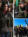 الحرب فى عفرين السورية