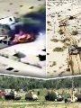 المجموعات القتالية تنتشر فى شمال ووسط سيناء لإحكام السيطرة الأمنية