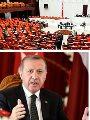 البرلمان التركى ورجب طيب أردوغان