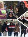 اليوم الثانى لانتخابات المصريين فى الخارج