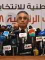 المستشار محمود الشريف نائب رئيس الهيئة الوطنية للانتخابات