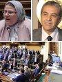 طلبات إحاطة ومناقشة عامة تنتظر خالد فهمى فى جلسة البرلمان غدًا