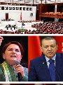 اردوغان وسيدة تركيا الحديدية ميرال أكشنار والبرلمان التركى