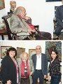 وزيرة الثقافة تلتقى الفنان العالمى جورج بهجورى