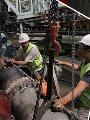 استعدادات محطة مترو العتبة لانطلاق أعمال حفر المرحلة الثالثة بالخط الثالث