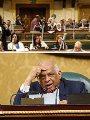 على عبد العال و البرلمان