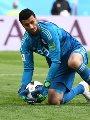 روسيا اليوم: الفيفا يغير بروتوكوله بسبب رفض الشناوى استلام جائزة أفضل لاعب
