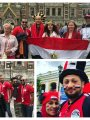 مشجعون مصريون